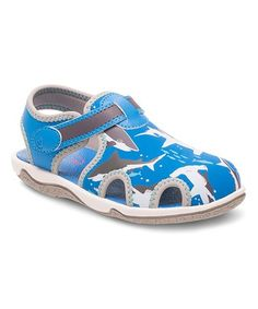 Another great find on #zulily! Blue Shark SR Koy Sandal #zulilyfinds