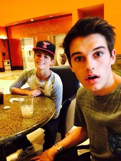 Kenny Holland and Dylan Dauzat