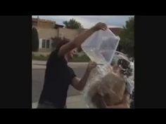 Emily Blunt ALS Ice Bucket Challenge John Krasinski Surprises Emily Blunt - YouTube