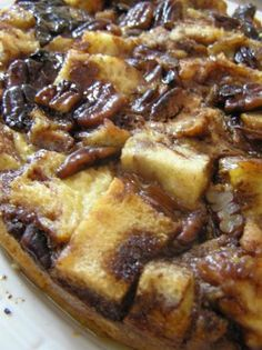 Crockpot Cinnamon Swirl French Toast Casserole- making this for grandpa for Remembrance Day brunch!