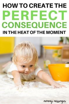 Logical Consequences to Improve Your Child's Behavior - Effective Consequences for Kids at Home or at School - How to Create the Perfect Consequence in the Heat of the Moment Parenting Toddlers, Parenting Hacks, Practical Parenting, Parenting Ideas, Parenting Humor, Raising Teenagers, Toddler Behavior, Happy Parents, Positive Discipline