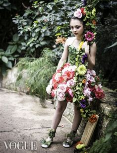 La Petite Fleur du Jardin The imagination and freedom of childhood. Photo taken for children's fashion designer Loren Franco Designs and accepted by PhotoVogue Vogue Italia. Photo by: Edward Franco Photography