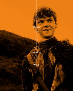 """Jojen Reed Appreciation Week """" Day 3: favorite trait → W I S D O M Jojen Reed was thirteen, only four years older than Bran. Jojen wasn't much bigger either, no more than two inches or maybe three,..."""