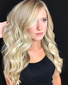 🌹 looking flawless ✨ Hair by me Burnham, Light Blonde, Hair Colorist, Blondies, Hair Extensions, Hair Inspiration, Oc, Stylists, Long Hair Styles