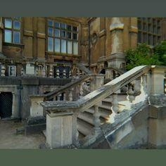 Favourite place....#architecture #wollatonpark #deers #nottingham #nature #batman