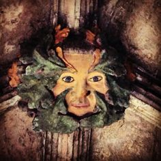 Green Man, Norwich Cathedral