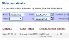 """""""I am getting paid daily at ACX and here is proof of my latest withdrawal. This is not a scam and I love making money online with Ad Click Xpress.`` I get paid daily and I can withdraw daily. Online income is possible with ACX, who is definitely paying. Make Money On Internet, Make Money From Home, How To Make Money, Online Income, Earn Money Online, Online Earning, Internet Marketing, Online Marketing, Marketing Tools"""