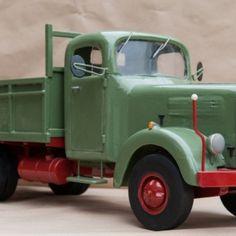 Mercedes L9/12 1940-45