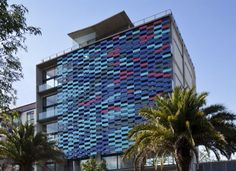 """Producto: Paneles Screen Screenpanel  Programa: Edificio,  Arquitectos: """"ZD + A """""""