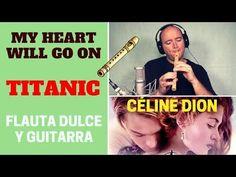 """""""Hallelujah"""" de Leonard Cohen con flauta dulce y guitarra (incluye notas y acordes) - YouTube"""