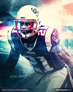 Designing Sport — Malcolm Butler, New England Patriots — 'True...