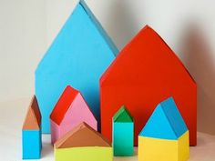 Cereal Box House Tutorial