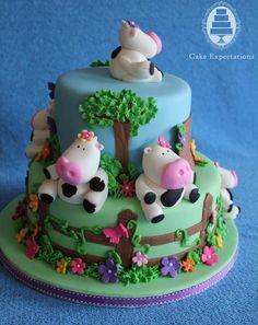 cow cake - Google Search