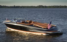 A Few Words On The 2015 Chris – Craft Capri V -Drive Prototype. | Classic Boats / Woody Boater