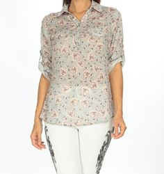 📌Zemini Gri Çiçekli Gömlek Bluz 🏷18₺ ℹ️36 ve 38 bedenleri mevcuttur. 🌏www.anindagiyim.com/urun/kemerli-zemini-gri-cicekli-gomlek-bluz ☎️ 0212 438 73 25 ✅ Kapıda Ödeme ✅ Ücretsiz Kargo #moda #giyim #alışveriş #kadıngiyim #stil #trend #fashion #style #gömlek #desenlibluz #çiçekdesenli #bluz #gribluz #grigömlek #shirt #yenisezon #indirim #ücretsizkargo #model #shirt Button Down Shirt, Men Casual, Mens Tops, Shirts, Women, Fashion, Dress Shirt, Women's, La Mode