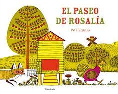 Lo leemos así: El paseo de Rosalía: ¡Esto sí que es un álbum ilustrado!
