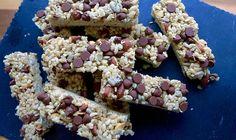 1 h min. Energy Bites, Health Snacks, Desert Recipes, Rice Krispies, Granola, Commerce, Coco, Biscuits, Sweet Treats