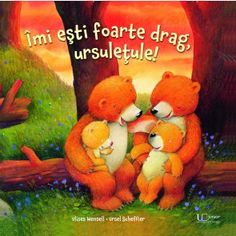 Imi esti foarte drag, ursuletule! Presents, Books, Kids, Fictional Characters, Movies, Children's Literature, Bebe, Gifts, Young Children