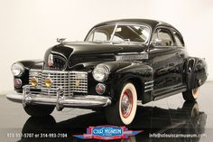 1941 Cadillac 61 Fastback Coupe