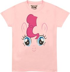 Pinkie Pie Face Shirt