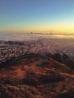 Twin Peaks - Top 10 attractions to visit in San Francisco