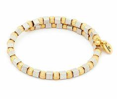 Chrysalis Moon - Gold Bracelet - Nespoli Jewelers