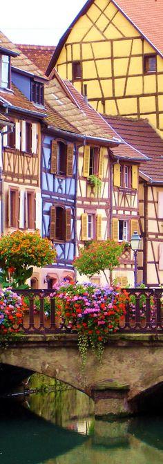 Colmar Old Town - Alsace - France