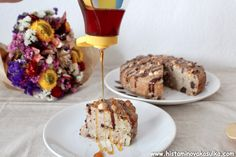 Receptů je na blogu sice už spoustu, ale kdo by nemiloval podzimní koláč plný vláčné hrušky a mandlí? Myslím, že pečení bez lepku není velká věda, jakmile si člověk zvykne na různé mouky a jak je k…