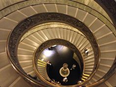 #Roma #Rome #MuseiVaticani #stairs