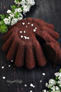 Tahinli Kakaolu Kek - Hayat Cafe Kolay Yemek Tarifleri