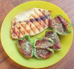 Lemon Garlic Grilled Tilapia