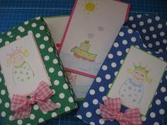 handmade box & cards