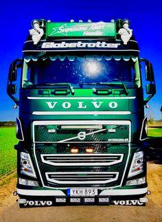 Volvo Trucks, Big Rig Trucks, Tatty Teddy, Custom Trucks, Cars And Motorcycles, Scorpion, Trailers, Vehicles, Sweden