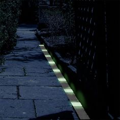 Trademark Home Glow in the Dark Path Markers - Think of the Trademark Home Glow in the Dark Path Markers as a trail of illuminated breadcrumbs to and from your front door. This glow-in-the-dark kit...