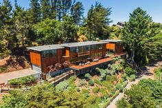 61 WOLFBACK RIDGE ROAD, SAUSALITO, CA 94965 | Sausalito Home for Sale - Thomas Henthorne