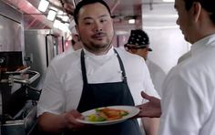 Watch David Chang in a #Audi Commercial