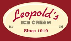 After all the walking around in Savannah you will need to stop and relax over some Ice Cream. Leopold's is just the place to do it with homemade flavors you won't find anywhere else! If you catch the Japanese Cherry Blossom in season, it is a delightful flavor.