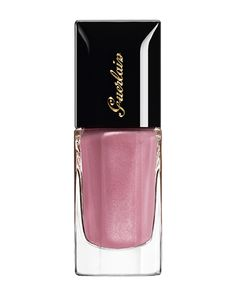 This Is the Prettiest Nail Polish Shade You Probably Aren't Wearing - Guerlain Colour Lacquer In Gemma from InStyle.com