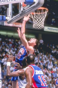 Bill Laimbeer : All-time Detroit Pistons