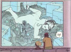 moebius eros   moebius les jardins d eros 2005 portfolio senso magazine editions du ...
