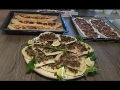 Ev Yapımı Etli Ekmek VE Peynirli Pide Tarifi - Haticenin Mutfağı - YouTube