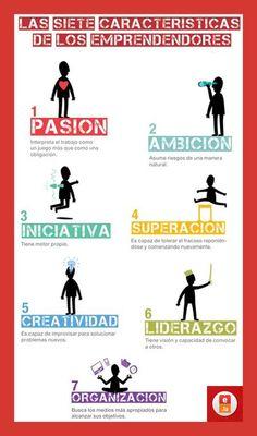Las 7 caras del liderazgo