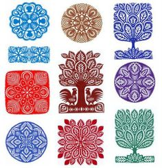finnish folk art - Google Search