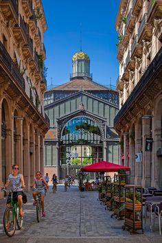 El Born cultural center, Barcelona. Photo by David Cardelús.