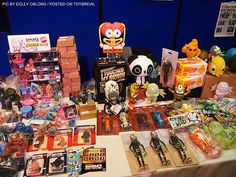 Unbox Industries @togetherplus: Seen @ #ToyConUK 2013
