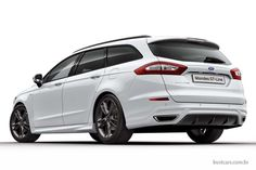 Ford Mondeo Turnier ST-Line 02
