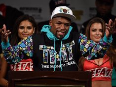 """Floyd Mayweather reportedly says he can't pay his taxes until after he gets paid for the Conor McGregor fight - Floyd """"Money"""" Mayweather needs a bit more of his nickname before he can pay the IRS.  According to an ESPN report , Mayweather is asking for reprieve on his 2015 taxes until after his August bout with Conor McGregor. His reasoning for the delayed payment is that while Mayweather is extremely rich,much of his money is tied up and illiquid.  """"Although the taxpayer has substantial…"""