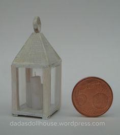 how to: mini candle lantern