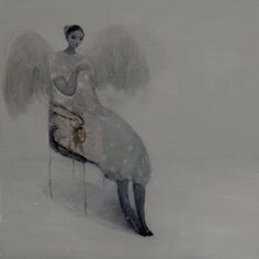 Silence ever after by Kristin Vestgard - artist - Cornwall