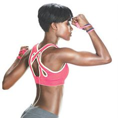 Muscle-shaping upper-body workout